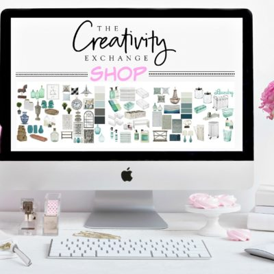 Shop The Creativity Exchange: Organizing and Home Decor