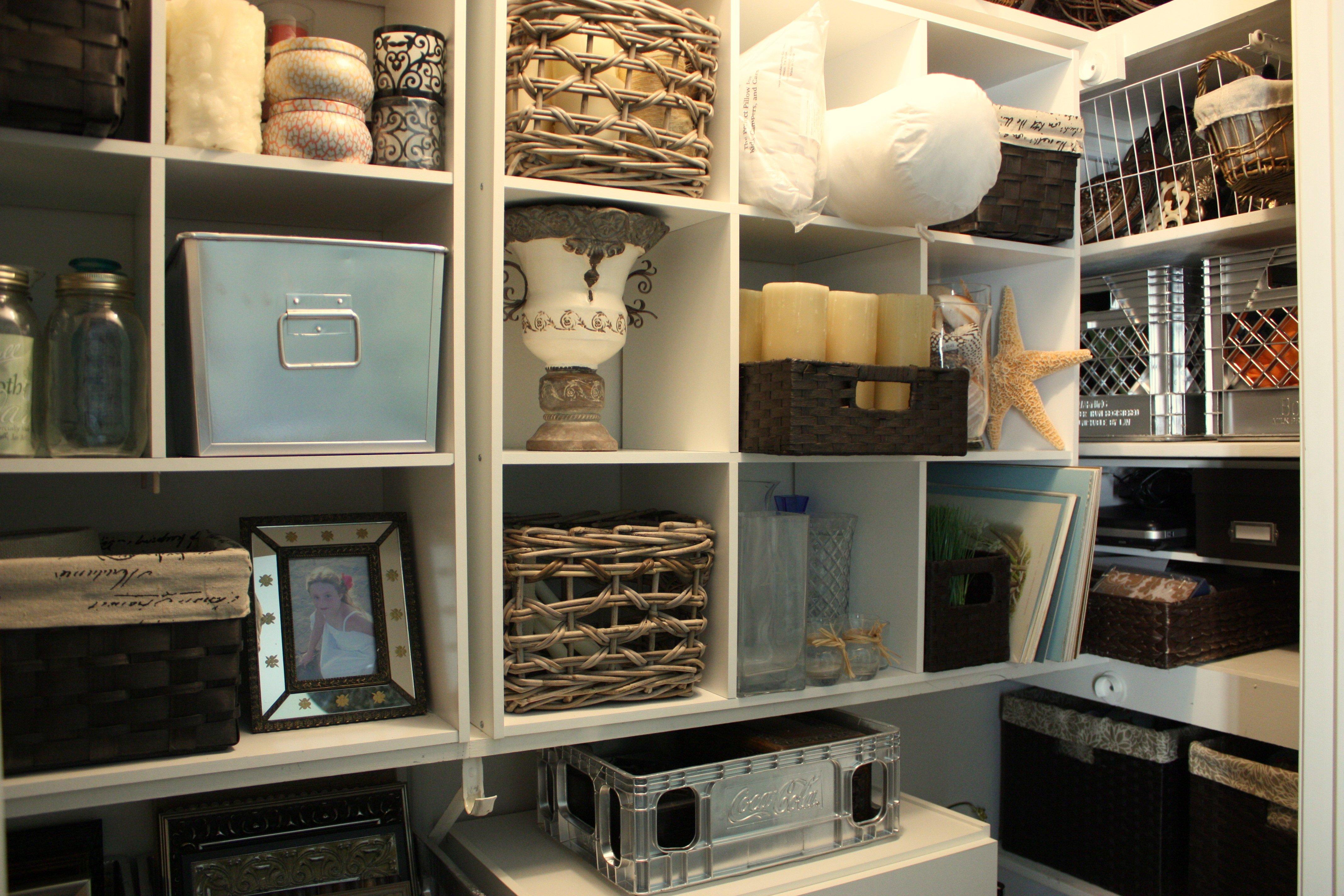 office closet organization ideas. junk closet organized office organization ideas
