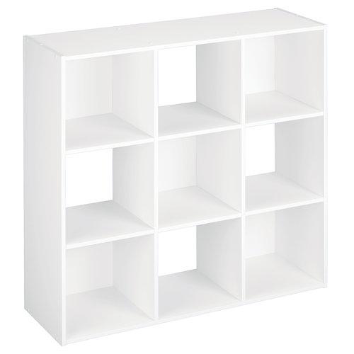Closet Made Cubes, cube storage