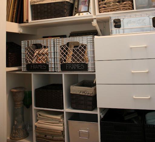 Closet, Closet Made Cubes