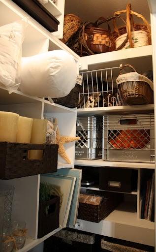 Closet, Organized Closet