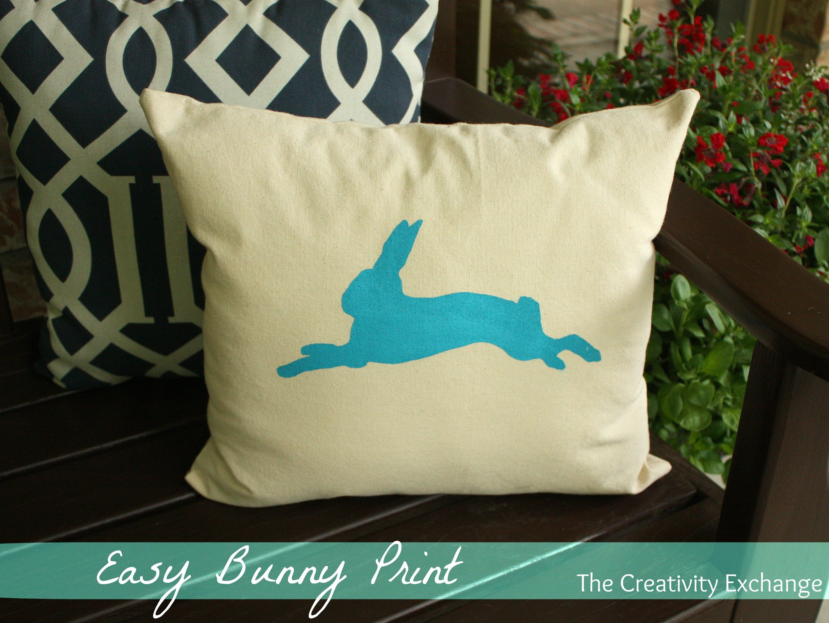 DIY Bunny Print Projects Using a Free Printable…