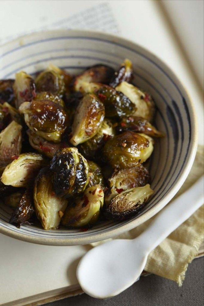 Brussel Sprouts, Sweet Paul