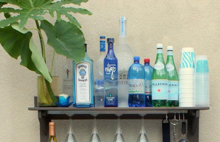 Potting Bench, Outdoor Bar