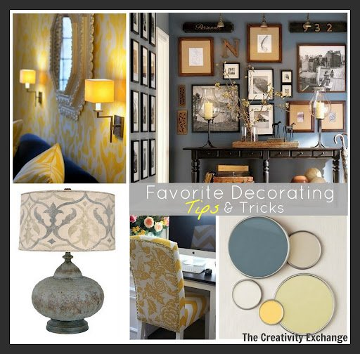 Favorite Decorating Tips and Tricks
