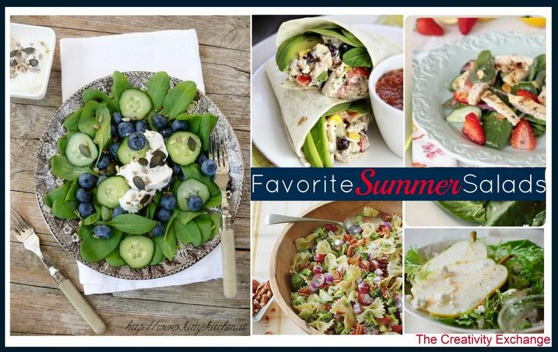 Summer Salads- Salads
