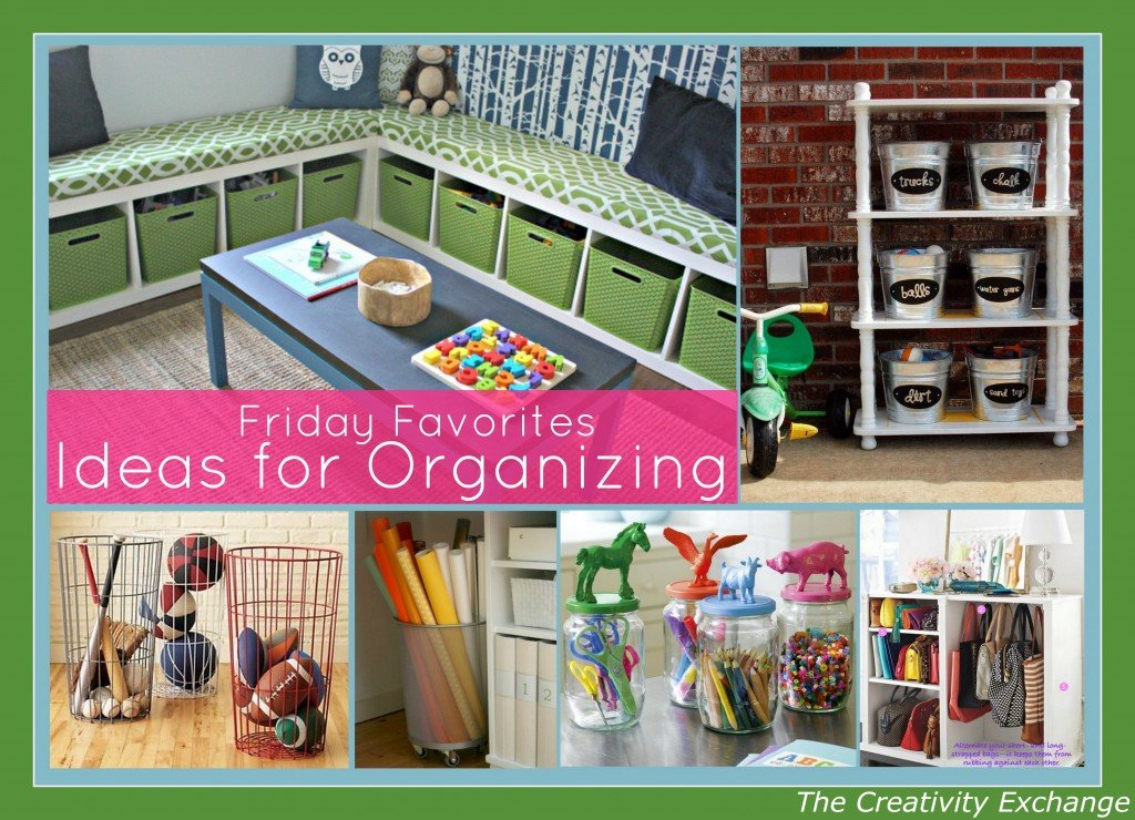 Organize- Organization- Help with Organizing