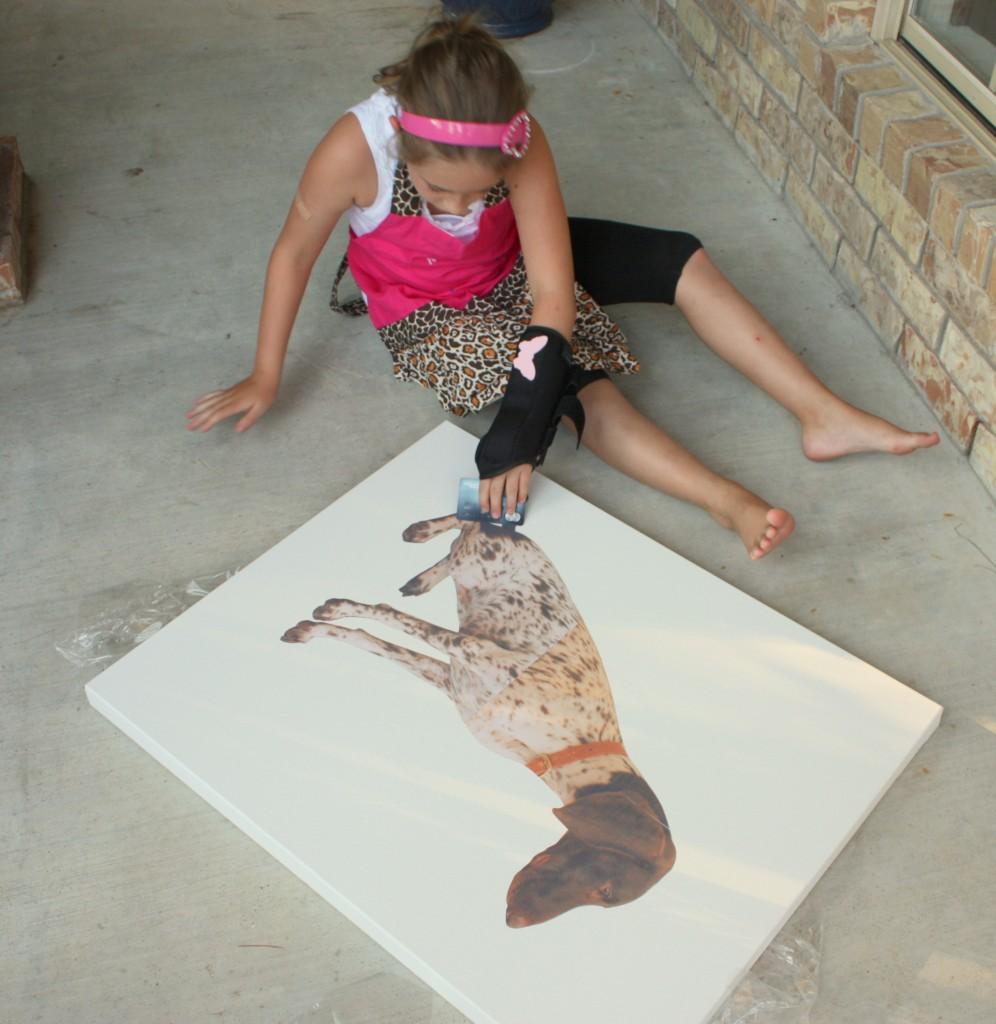 Dog Silhouette- Dog Silhouette Art