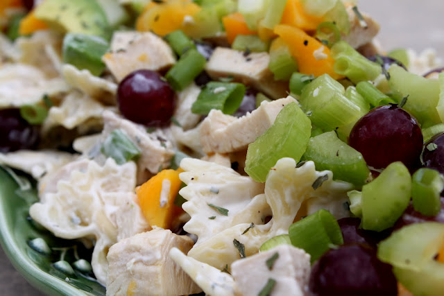 Mango Chicken Salad- Chicken Salad- Salad
