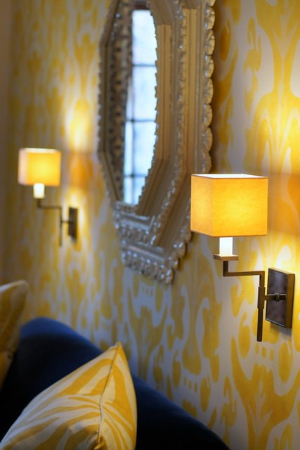 Lamp Sconces- Decorating Tips
