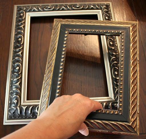 Frames- Revamp Project- Revamp Old Frames- Revamp Frames