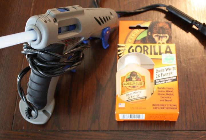Gorilla Glue- Hot Glue Gun
