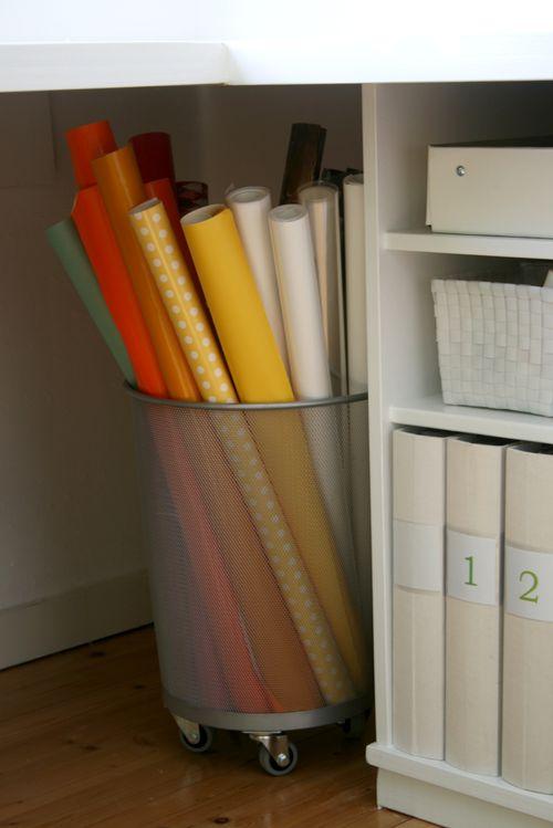 Organization- Storage- Ideas