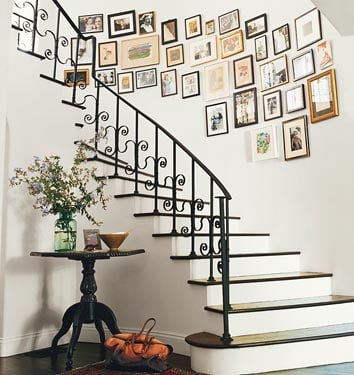 Gallery Wall- Decorating Tips- Decorating Tricks
