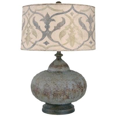 Lamp- Blue Lamp