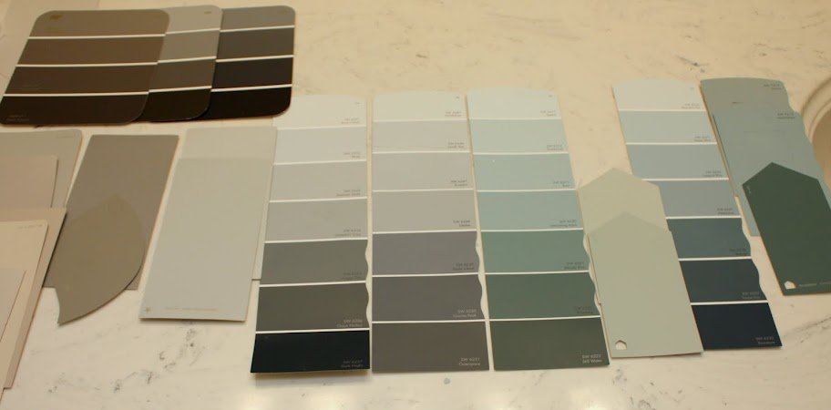 favorite tips tricks for choosing a paint color