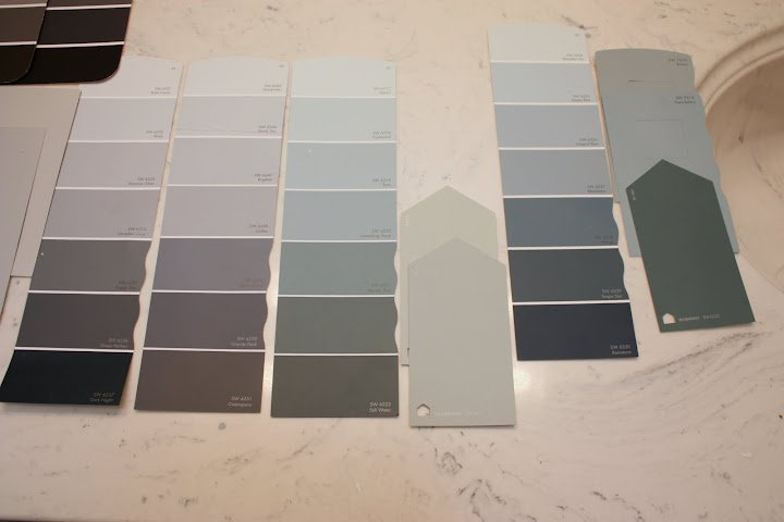 Paint color for study room