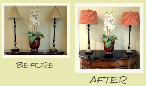 Lamp Makeover- The Creativity Exchange