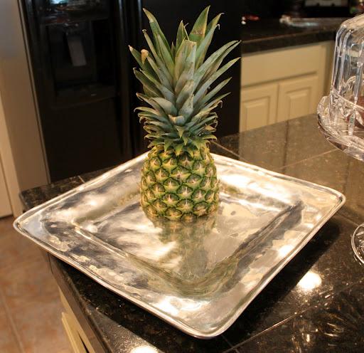 Fruit Tray- Pineapple- Recipe