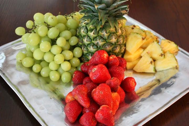 Fruit Tray- Cheese Tray- Recipe