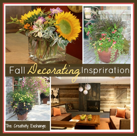 Fall Decorating Inspiration From the Mountains…