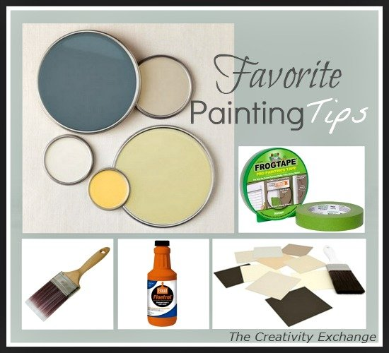 Favorite Painting Tips That Make A Big Difference