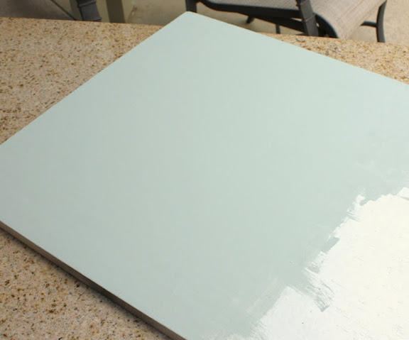 Chalk Paint Recipe-