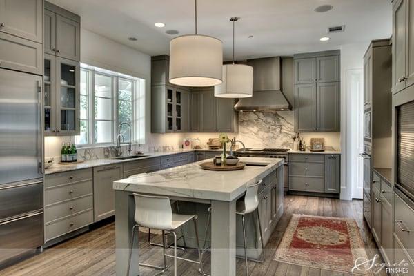 Kitchen- Pendant Lighting- Revamp