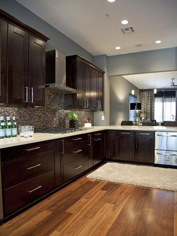 Kitchen- HGTV- Blue- Slate