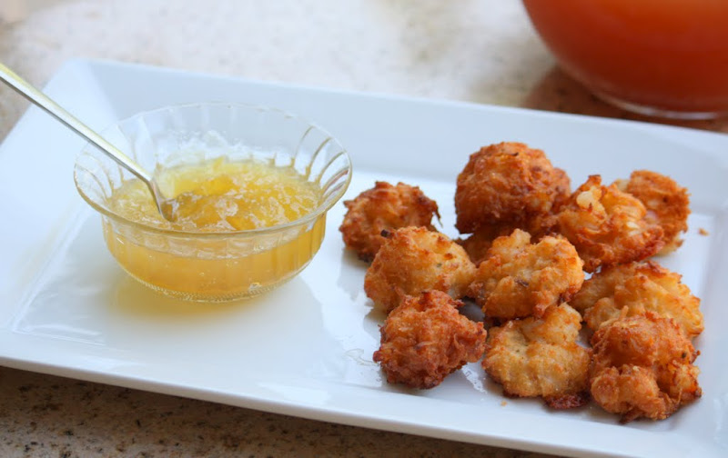 Rum Punch Recipe- Cocount Shrimp Recipe