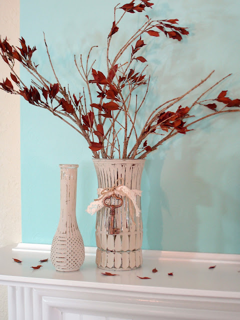Fall decorating- Fox Hollow Cottage