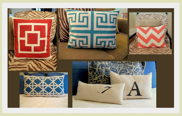 DIY- Pillows