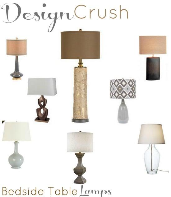 Design Crush Inexpensive Table Lamps