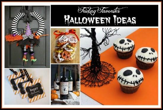 Favorite Halloween Ideas {Friday Favorites}…