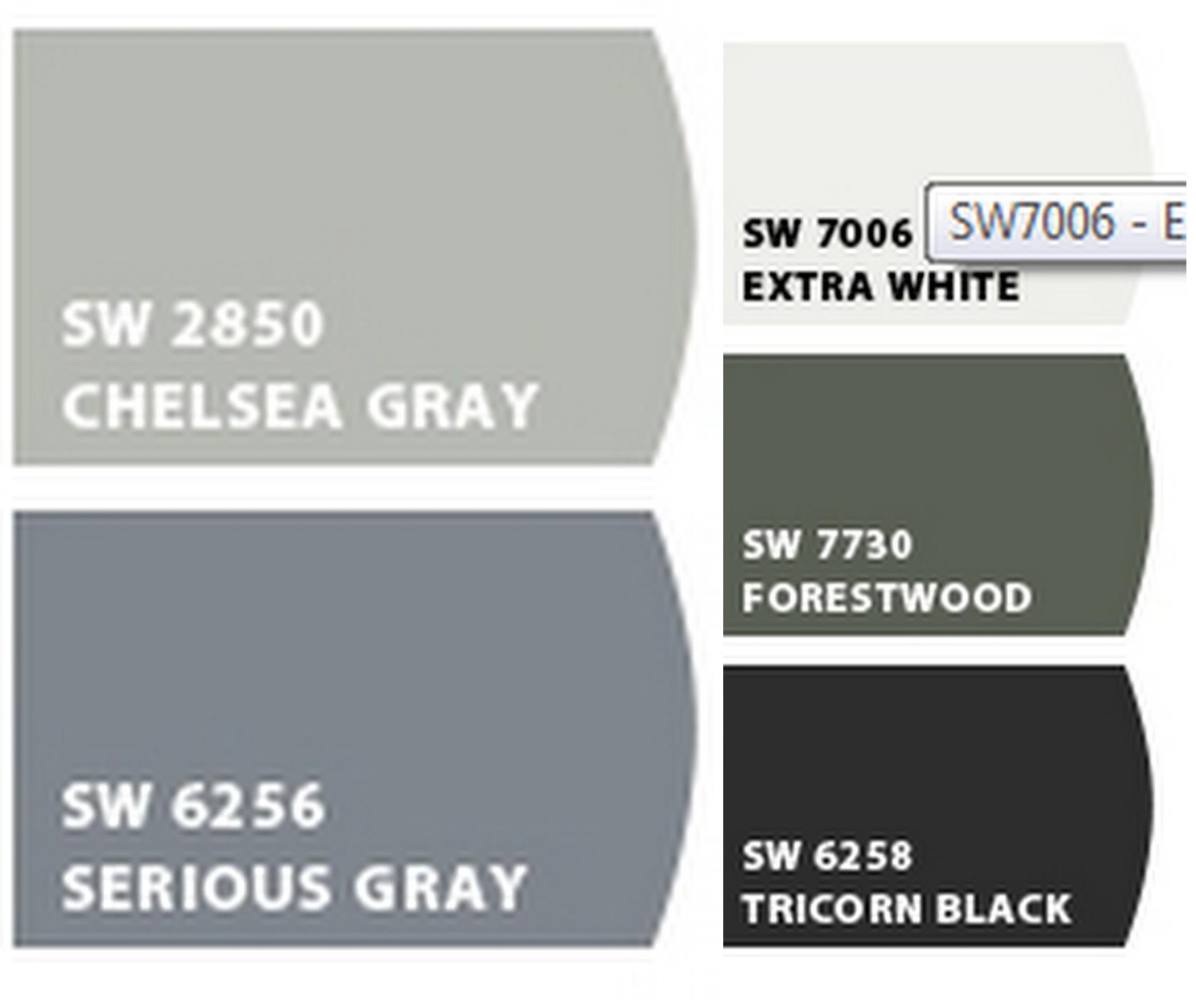 inspiring master bedroom paint color schemes | Master Bedroom Paint Color Inspiration {Friday Favorites}