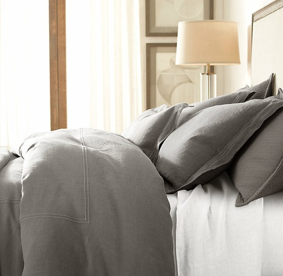 Favorite sources for inexpensive beautiful bedding for Duvet covers restoration hardware