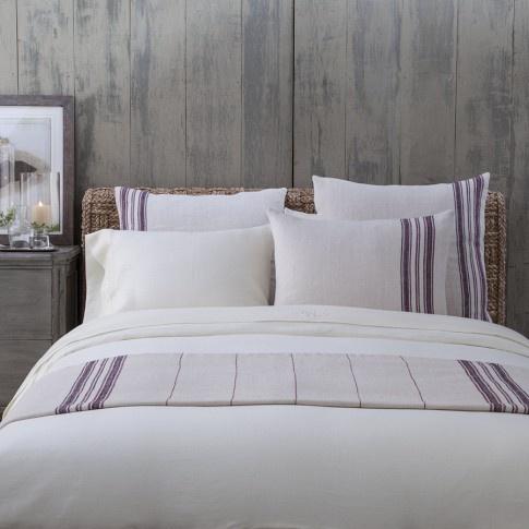 Bedding- Interior Design- William Sonoma