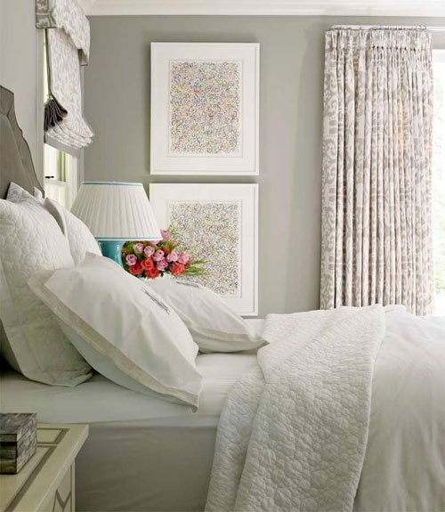 Master Bedroom Paint Color Inspiration {Friday Favorites}