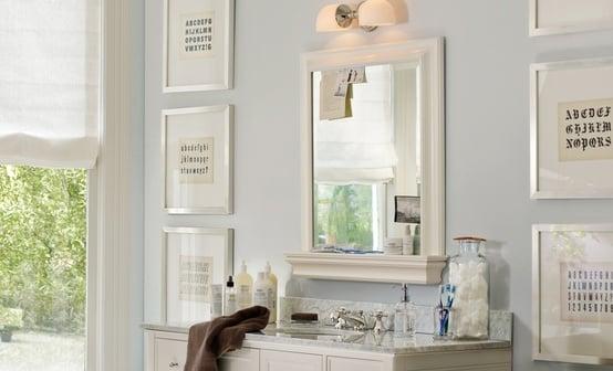 paint colors- Interior Design- Bathroom