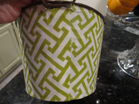 DIY- Craft- Instructions- Decoupage with Fabric