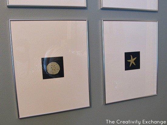 DIY Wall Art- Instructions-How to Gold Leaf on Paper