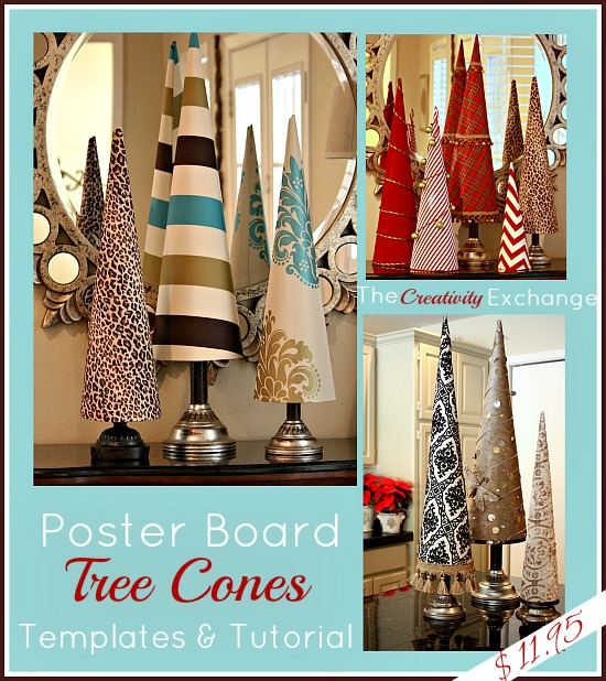 The Tree Cone Templates are Finally Ready!