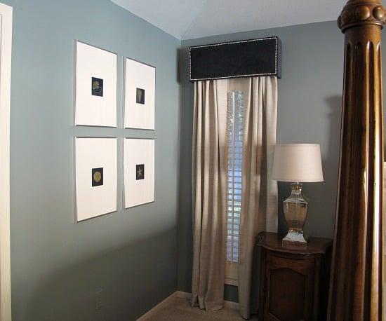 Bedroom- Wall Art- DIY- Instructions-How