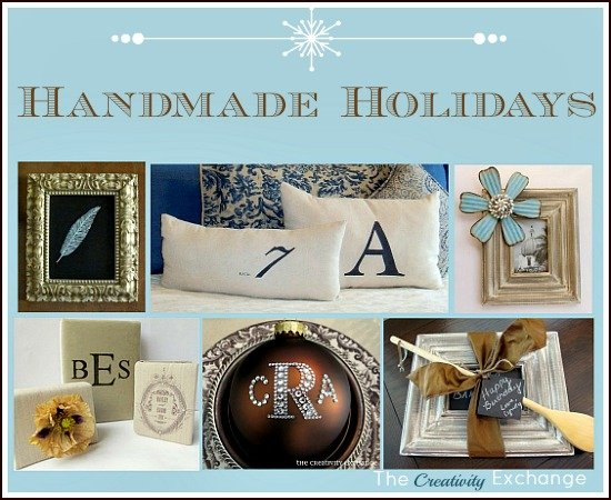 Handmade Holiday Gift Projects- Ideas- Christmas- Make- Instructions