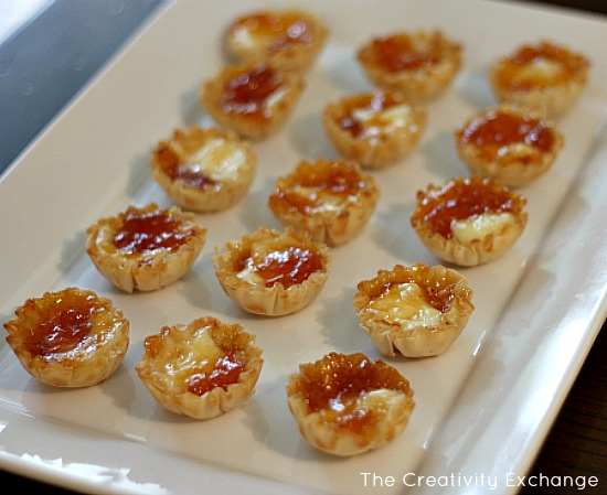 recipe- brie bites- holiday appetizer- party- cook