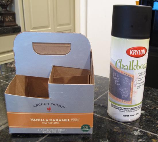 Craft- chalkboard gift- Christmas- Teacher gift ideas-gift ideas