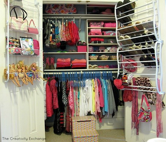 Painless Closet Purging {The Creativity Exchange}