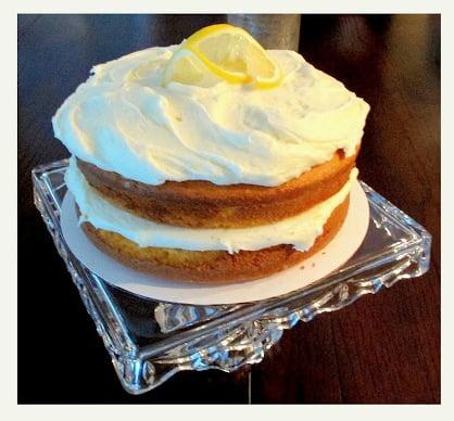 Lemon Blossom or Lemonade Cake Recipe