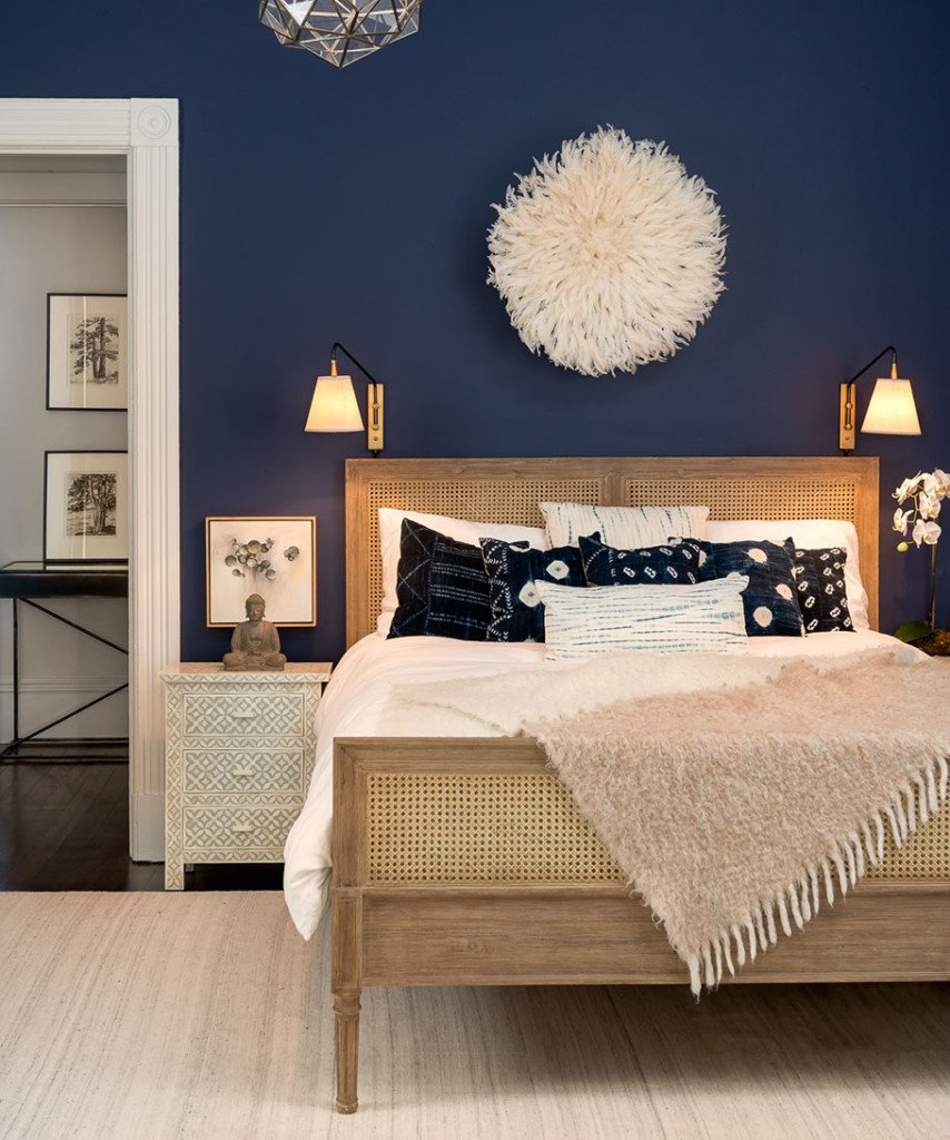 Dark blue paint colors - Paint Color Is Stunning By Benjamin Moore Sway Studio Designs