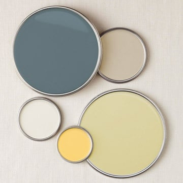 Color palette monday 1 for Benjamin moore slate grey